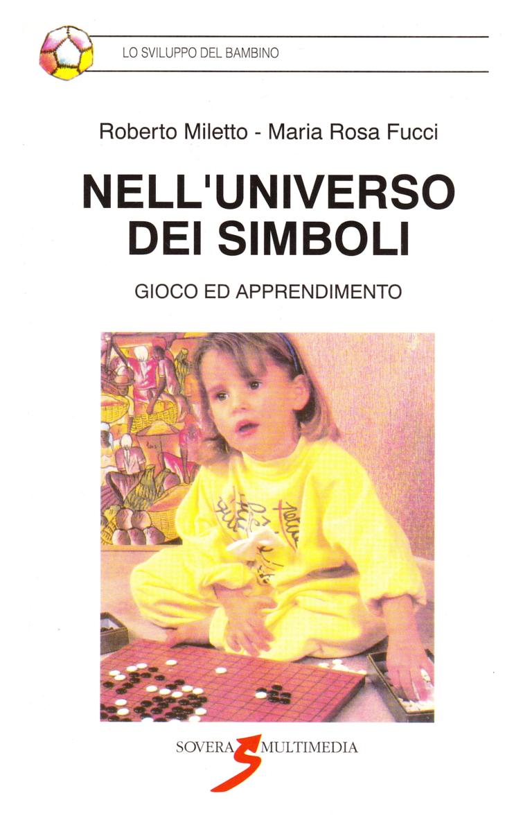 """Copertina del volume """"Nell'universo dei simboli. Gioco ed Apprendimento"""""""
